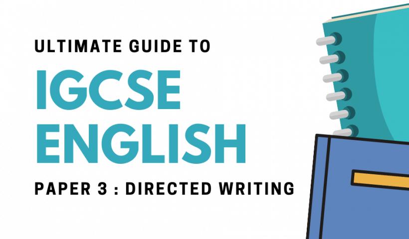 igcse-english-paper-3