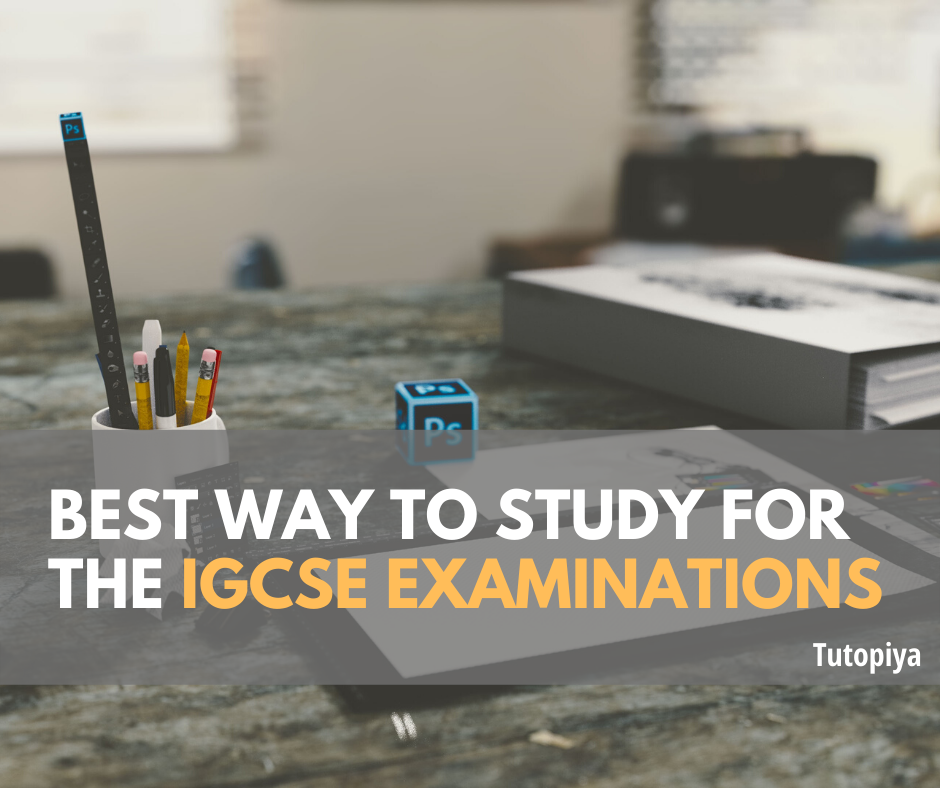 how to study for igcse