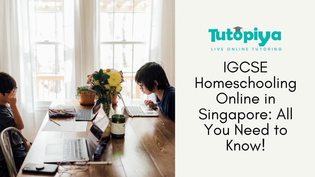 igcse homeschooling online