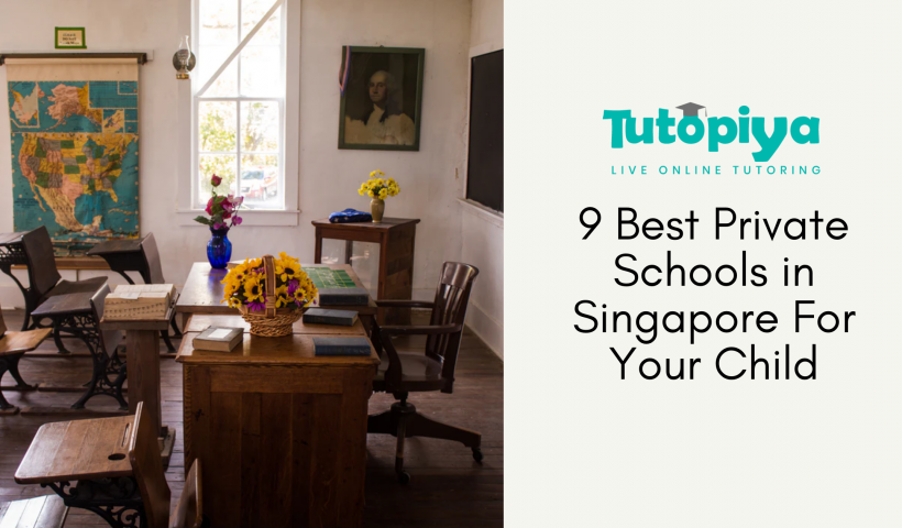 best private schools in Singapore