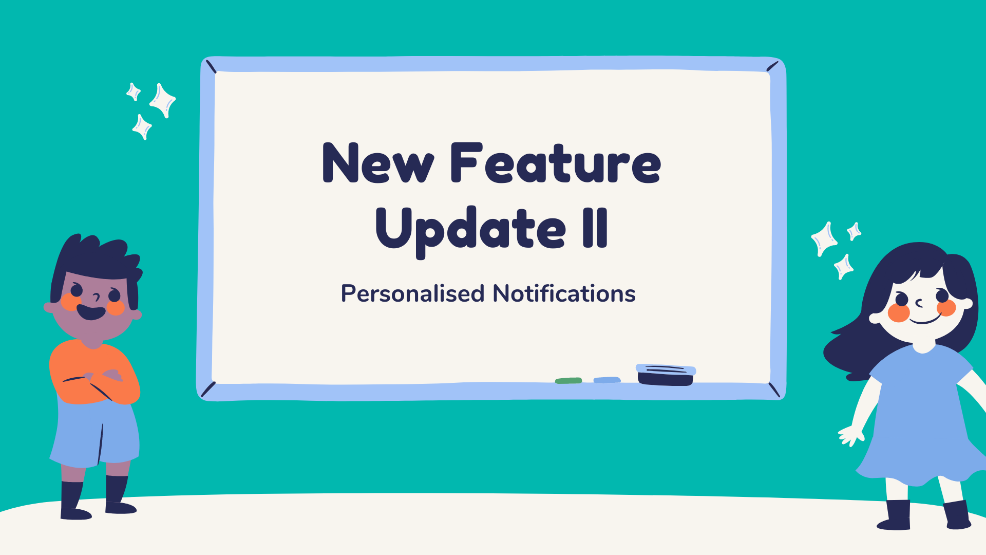 Tutopiya Personalized Notifications