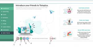 Tutopiya Student Account Platform