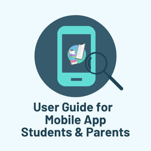 Mobile App user Guide