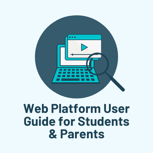 Web platform user guide