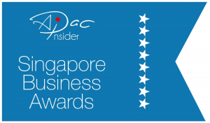 APAC Insider's fifth annual Singapore Business Awards 2021