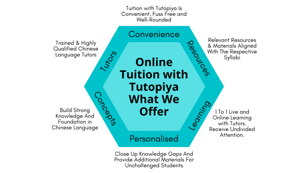 Why Tutopiya for Chinese tuition