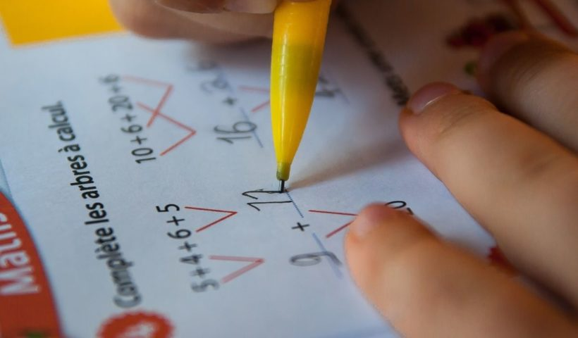 study tips for maths