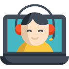 laptop-with-headphone-user